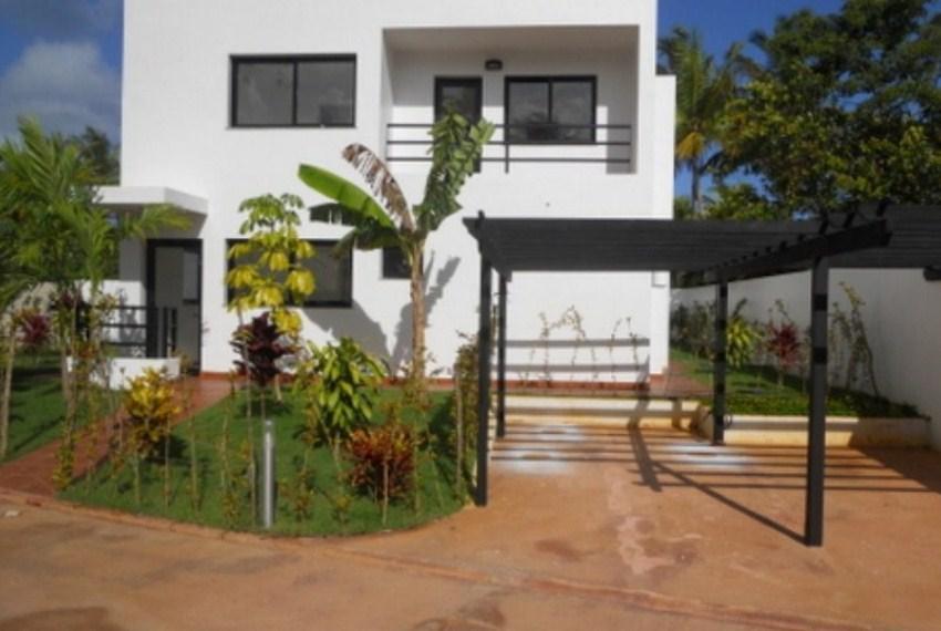 Las terrenas casedamare for Comprare case moderne